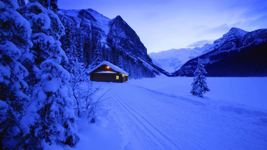 snow-mountains